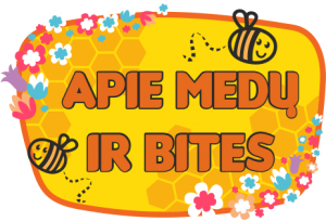 Apie medu ir bites 2